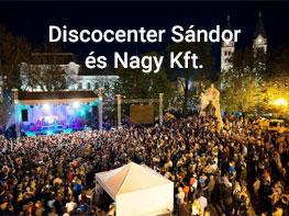 Discocenter Sándor és Nagy Kft.