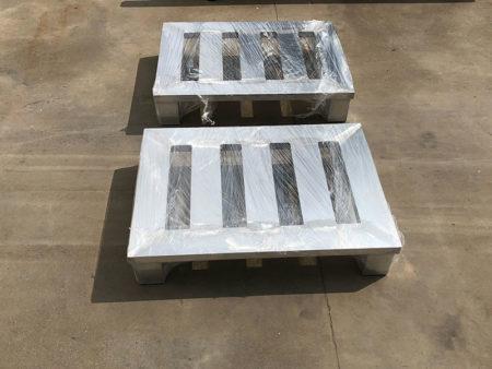 Aluminium raklap