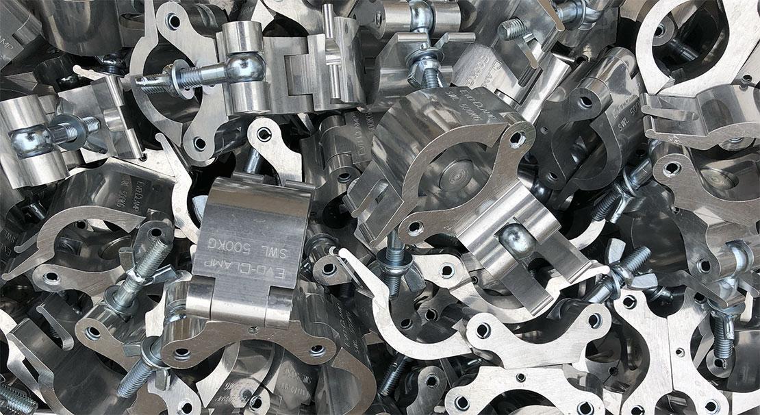 Alumínium szerkezet gyártás